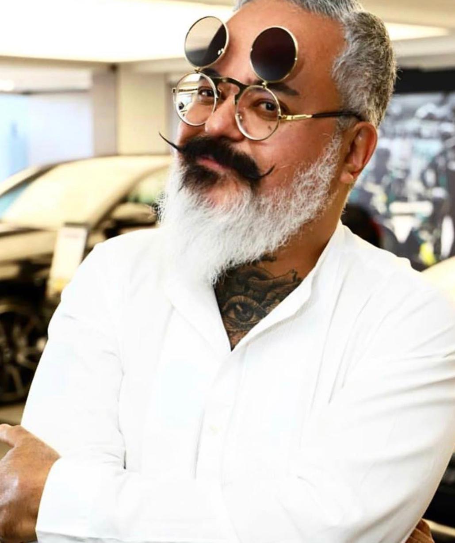 Estilista Ronado Fraga vem a Maringá para ministrar curso gratuito