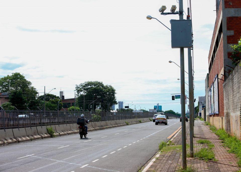 Em Maringá, 923 multas foram registradas por dia em janeiro