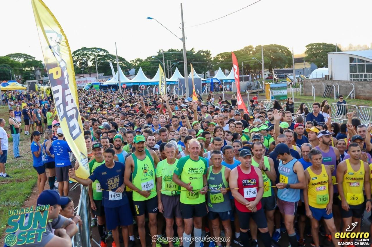 Nova data da Paraná Running é definida: 1º de fevereiro de 2020