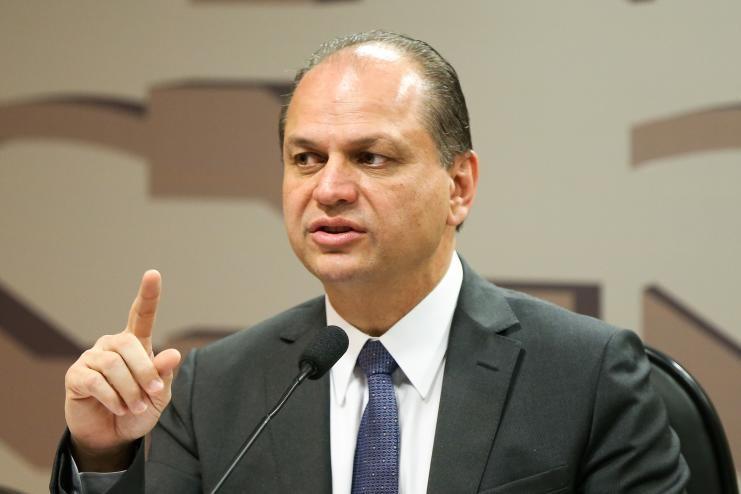 Deputado federal Ricardo Barros (Foto: Agência Brasil)