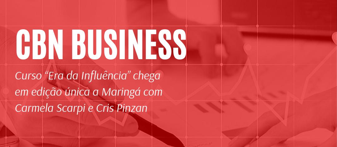 """Curso """"Era da Influência"""" chega em edição única a Maringá com Carmela Scarpi e Cris Pinzan"""