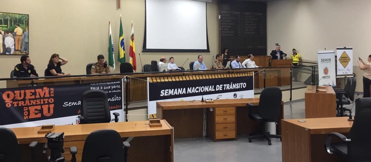 Maringá registra 30 mortes no trânsito em 2019