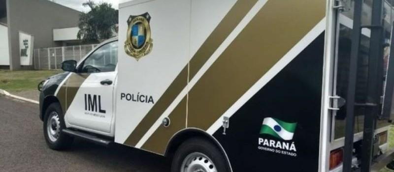 Assassinato é registrado em Maringá