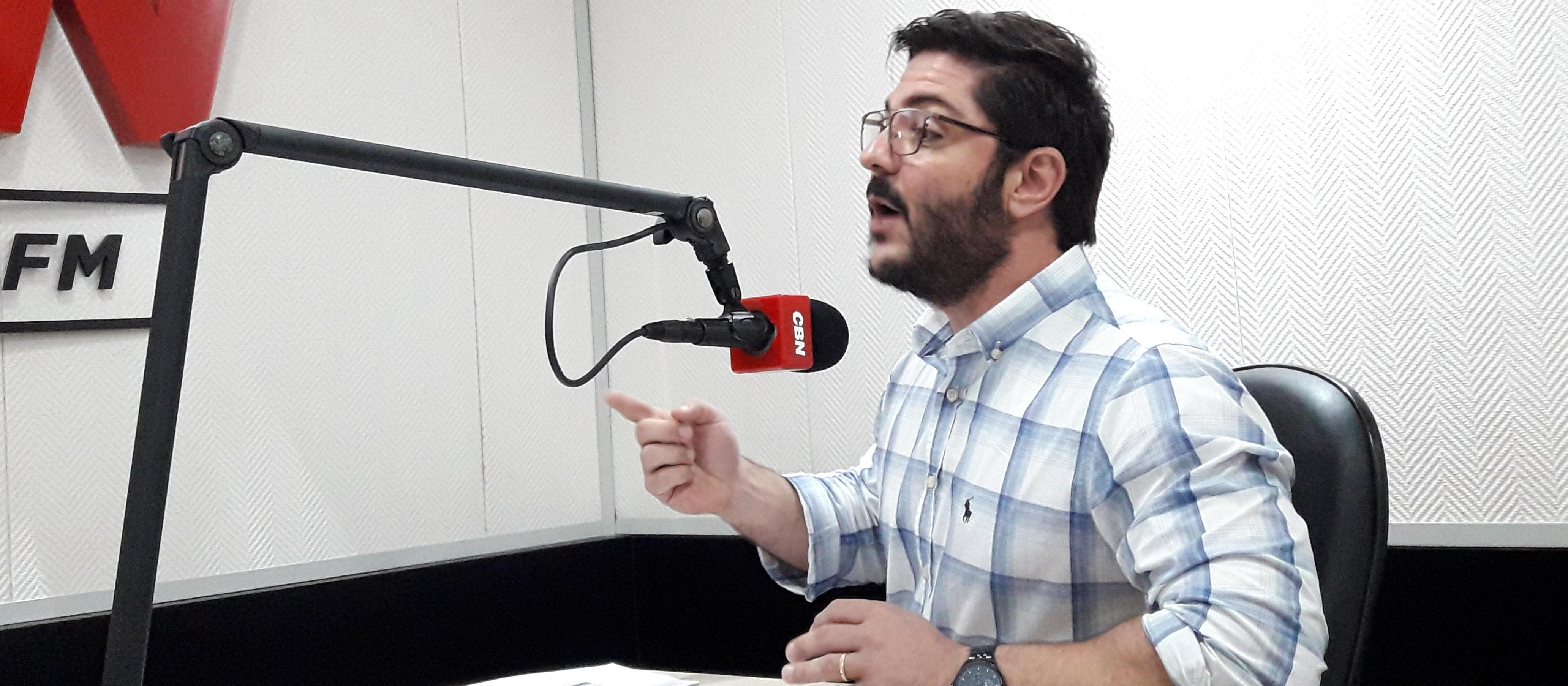 Flávio Mantovani (Cidadania) vai propor  multa para rinha de animais