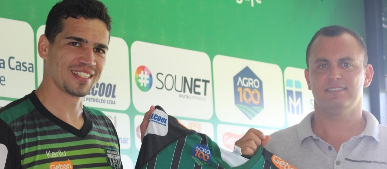 Maringá FC já tem 24 atletas no elenco