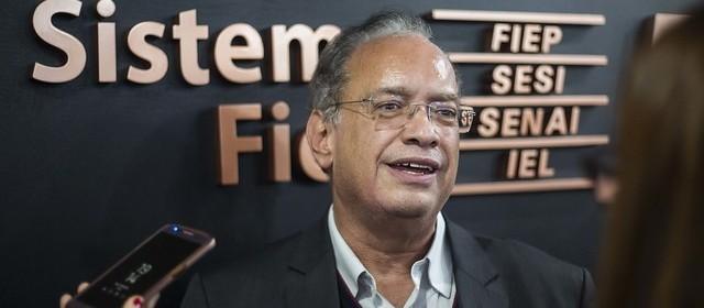 Carlos Walter Martins Pedro vence eleição da Fiep