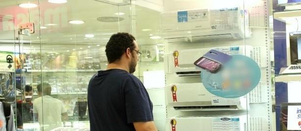Procura por aparelhos aumenta nas lojas especializadas