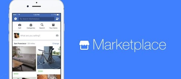 Marketplace do Facebook cresce a cada dia