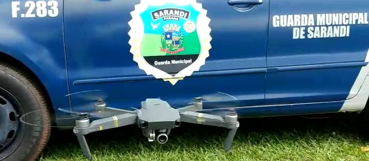 Secretaria de Segurança vai usar drone no combate à criminalidade