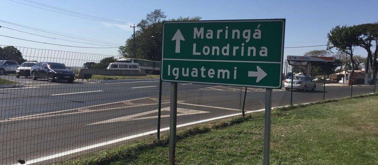 Moradores do distrito de Maringá vão ganhar obra de mobilidade urbana