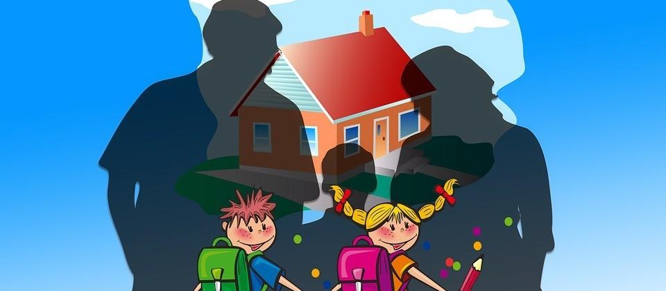 Pais também voltam às aulas com os filhos