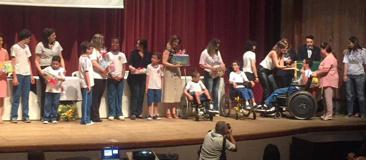 Maringá tem 540 alunos com deficiência na rede municipal de ensino