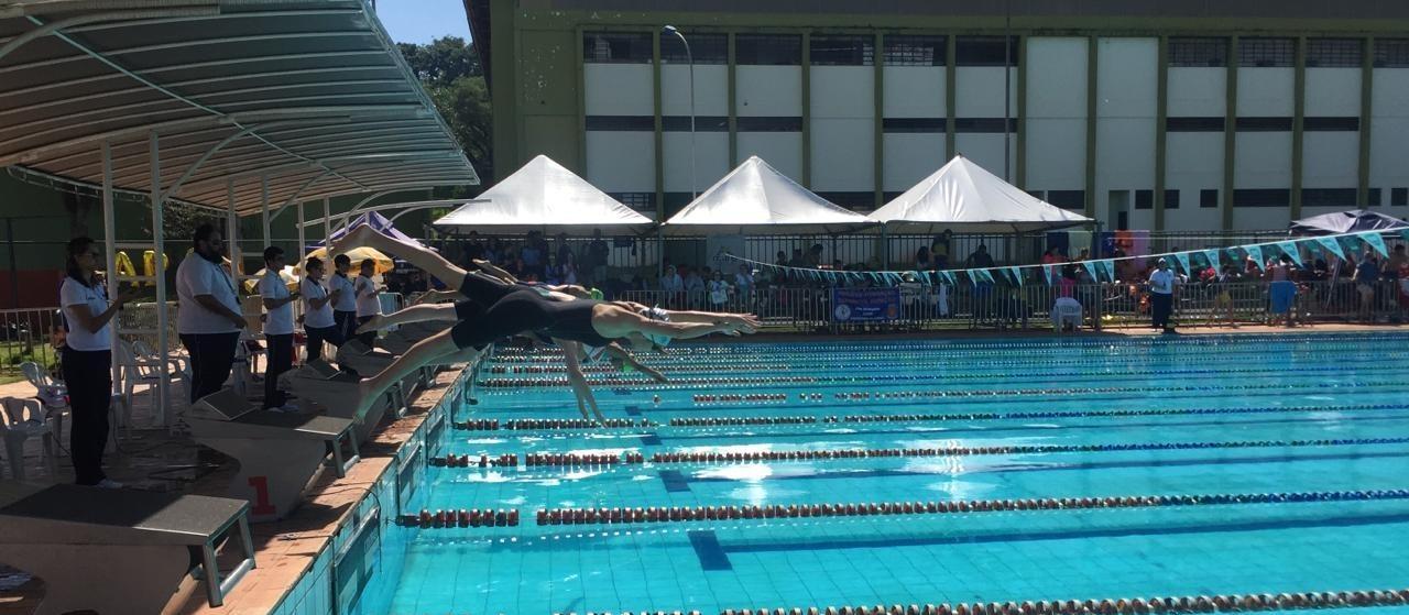 Maringá é sede de campeonato de natação