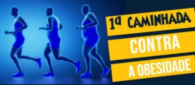 Maringá terá caminhada contra a obesidade