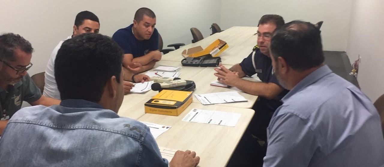 Guarda Municipal e Meio Ambiente se reúnem para planejar ações