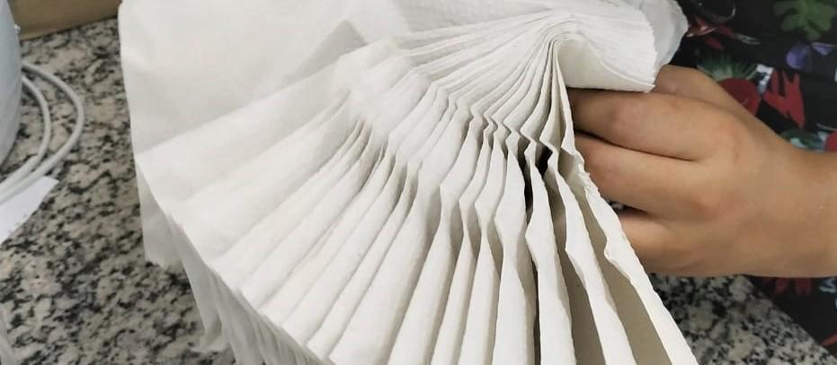 Ipem reprova 11 marcas de toalhas de papel em Maringá