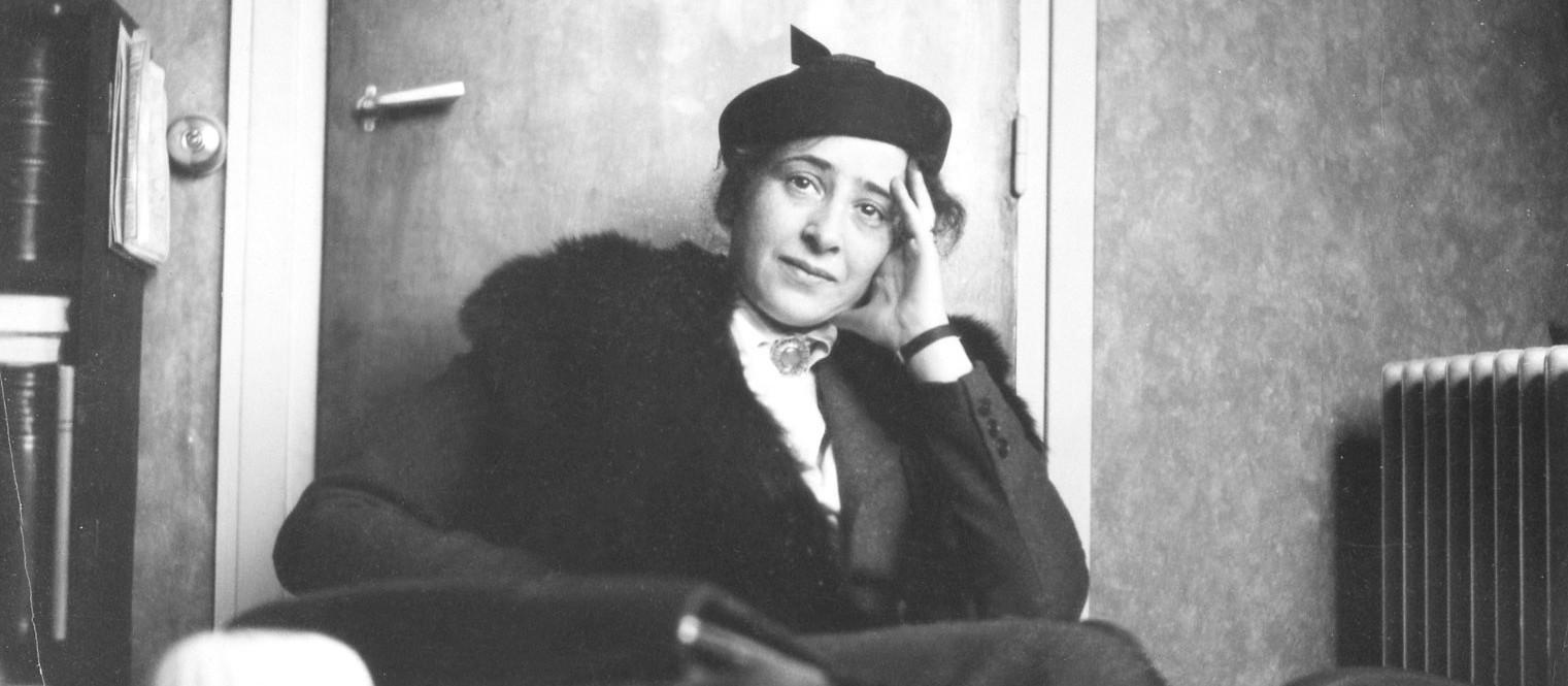 A amizade em tempos sombrios: uma reflexão partir de Hannah Arendt
