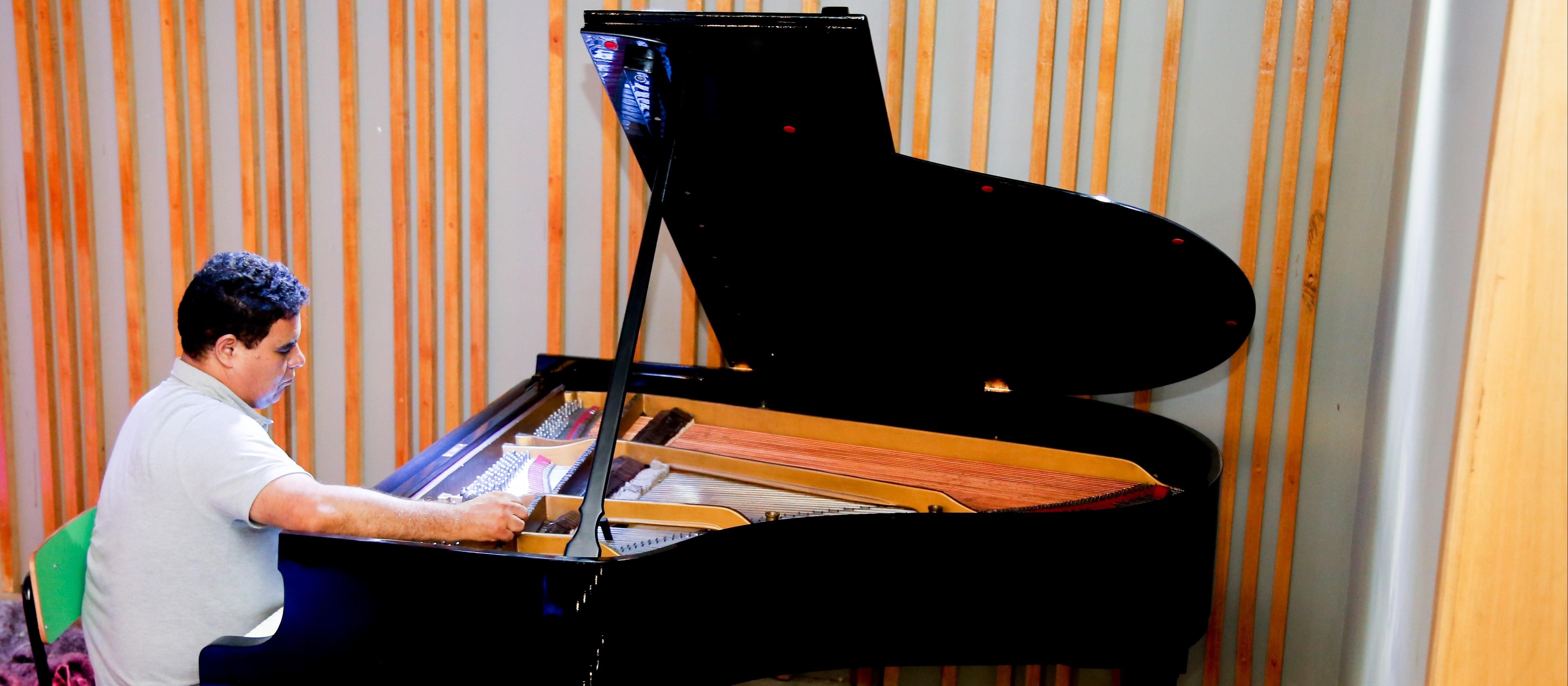 Piano que foi Joubert de Carvalho será utilizado por músicos