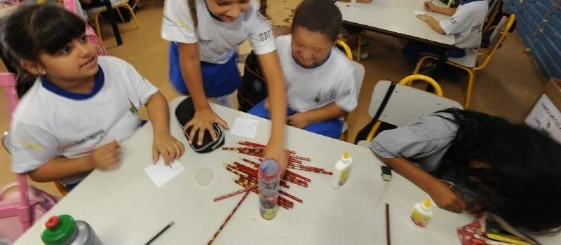 Definido horário de aulas na rede municipal de Maringá durante os jogos do Brasil