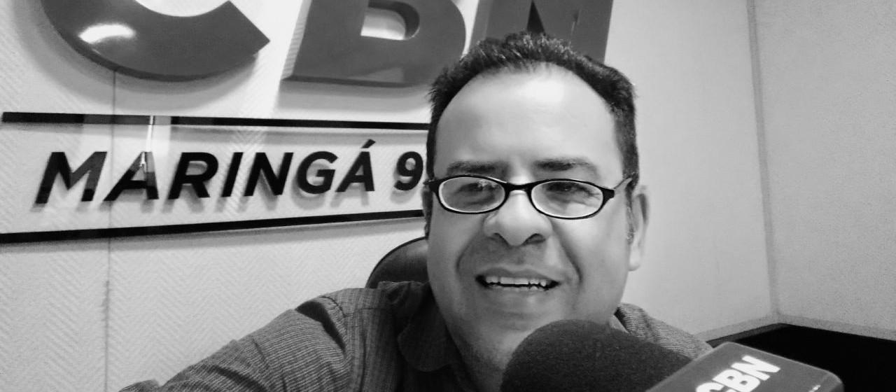 Gilson Aguiar comenta os corredores de ônibus na Avenida Morangueira