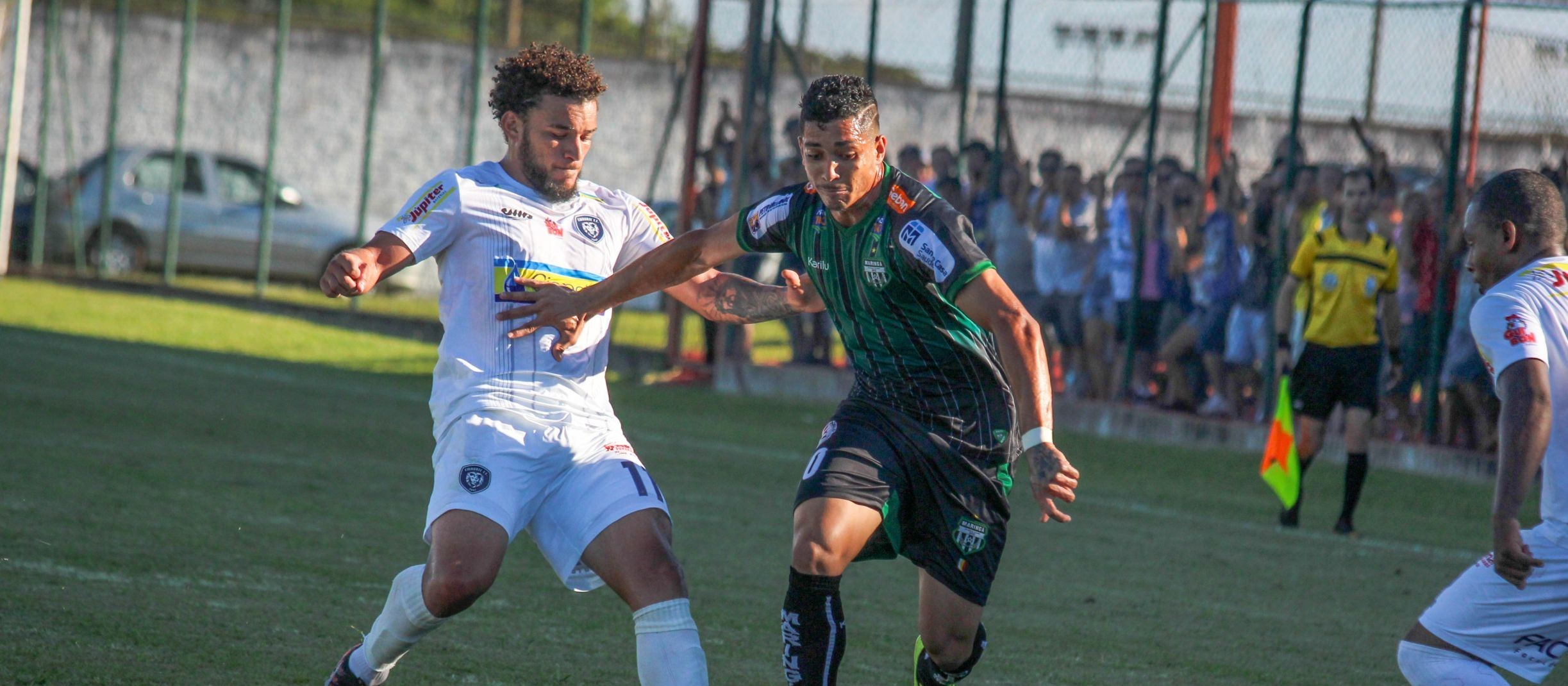 Vitória do Maringá FC diante do Madureira poderia ter sido com placar maior, não apenas 2 a 1