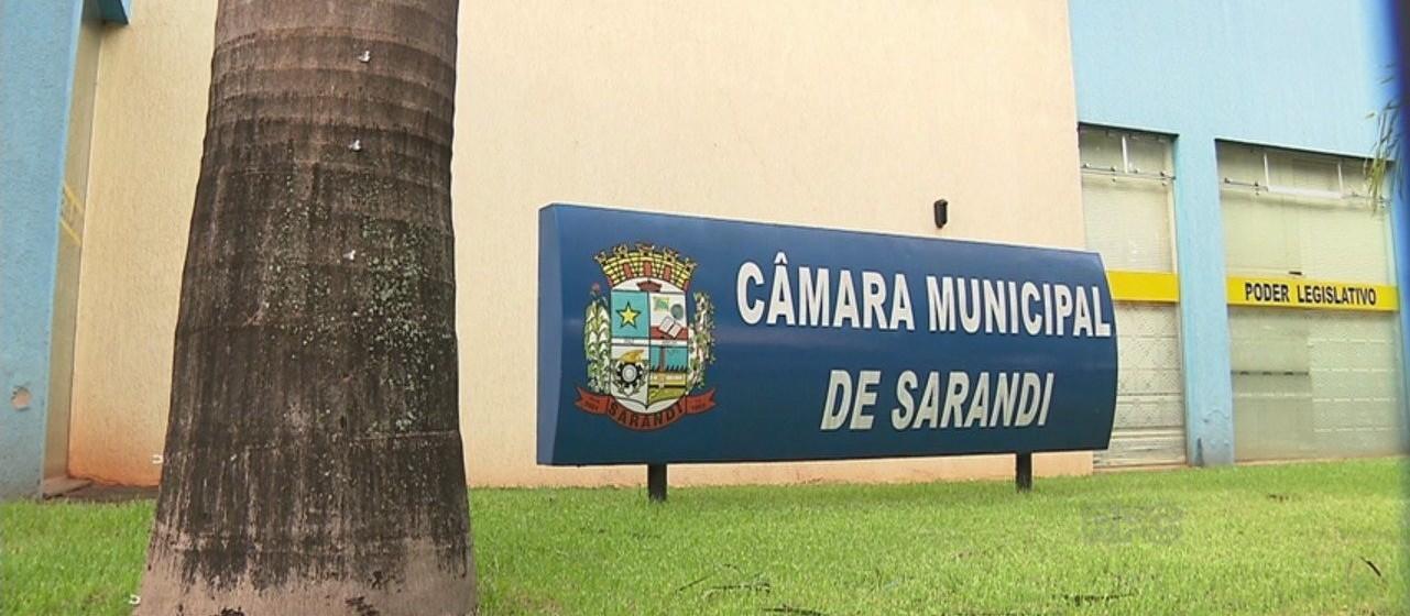 Após impasse sobre autoria, Câmara de Sarandi aprova fim das diárias