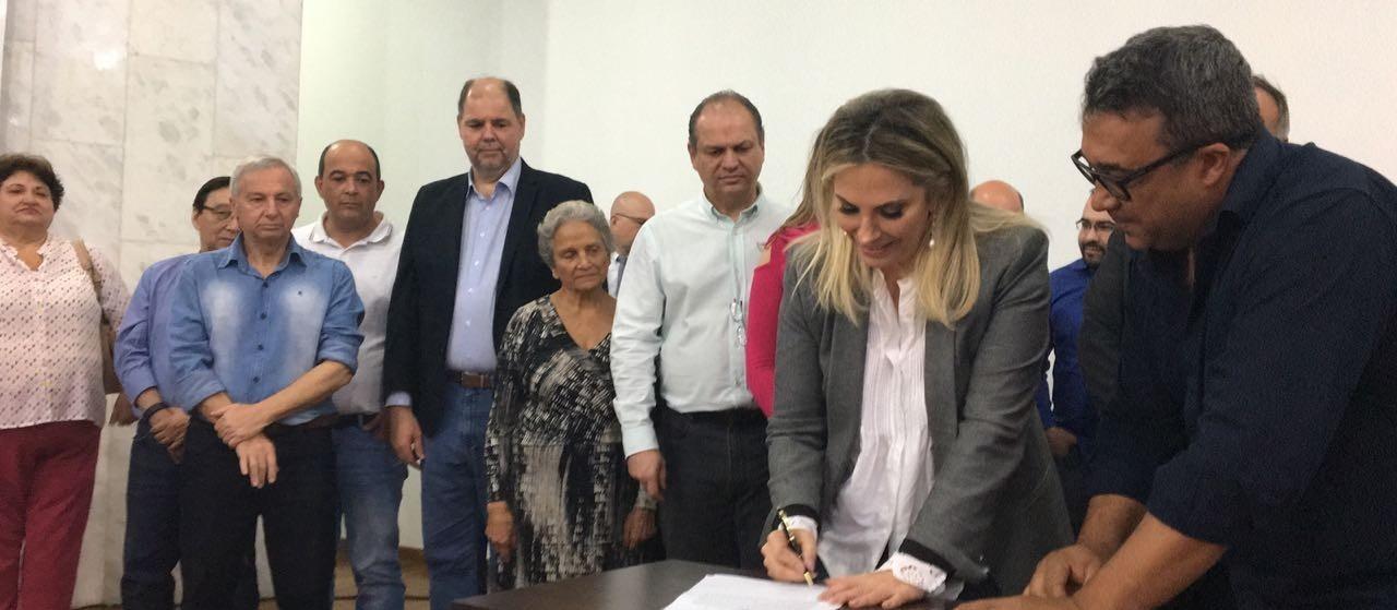 Em Maringá, governadora Cida Borghetti anuncia R$ 35 mi para viaduto na BR-376
