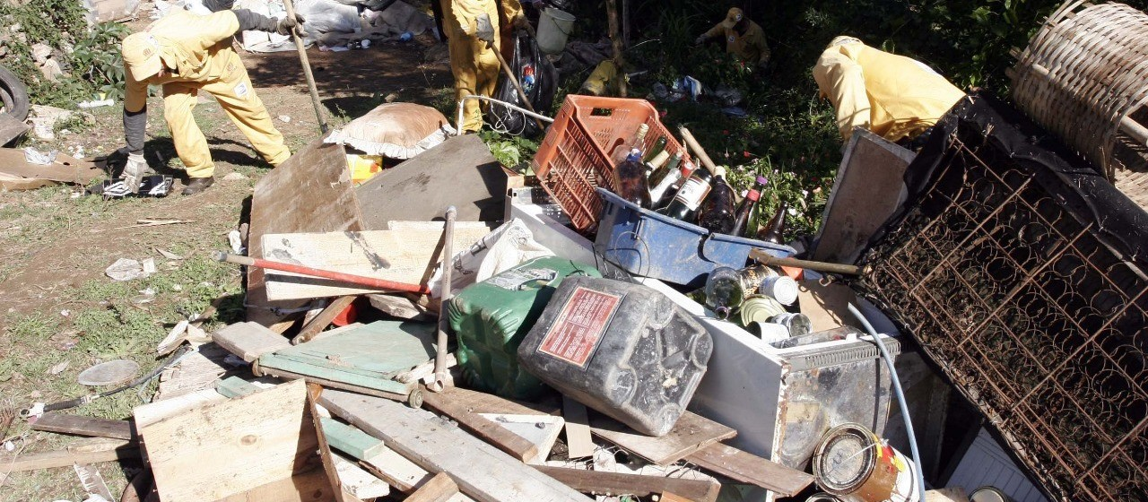 Descarte irregular de resíduos sólidos pode render multa de até R$ 50 milhões
