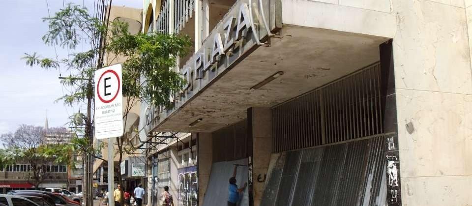 Prefeitura já tem dinheiro para comprar o Cine Teatro Plaza