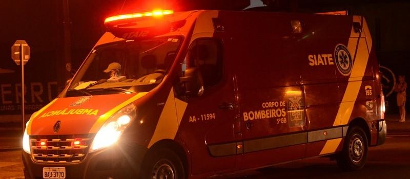 Motorista é socorrido pelo porta-malas em Maringá