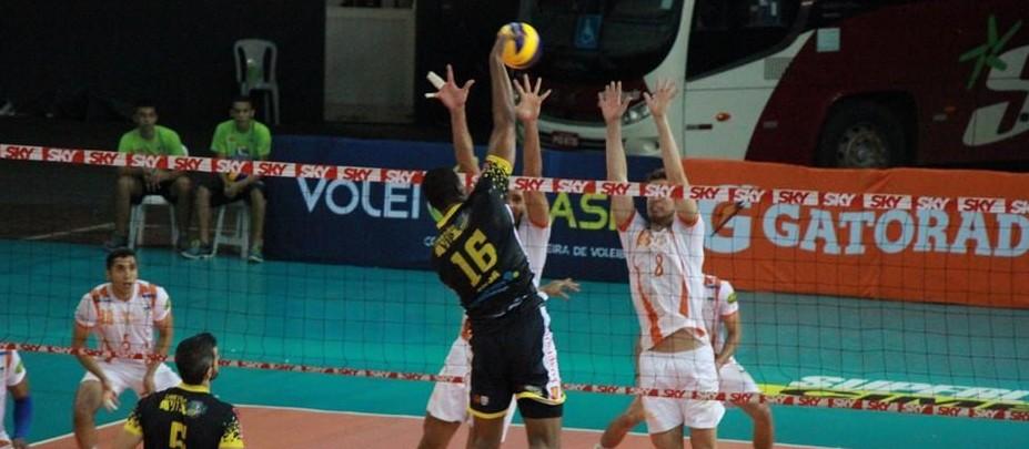 Copel Maringá está oficialmente rebaixado da Superliga Masculina