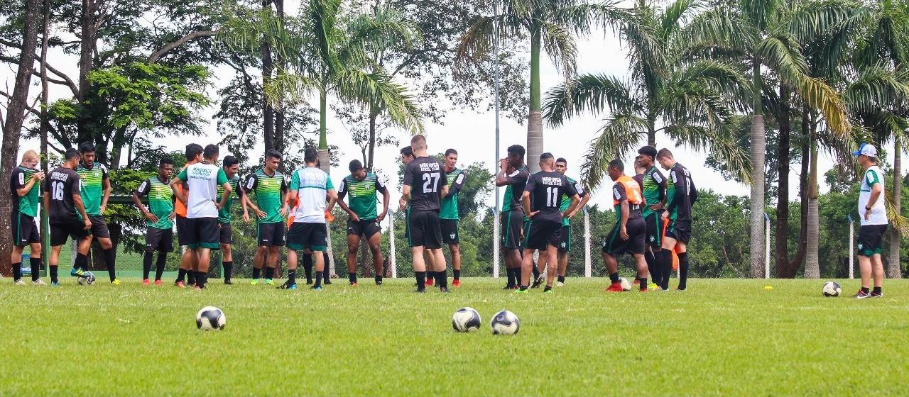 Primeiro jogo-treino do Maringá FC será contra time de Cambé