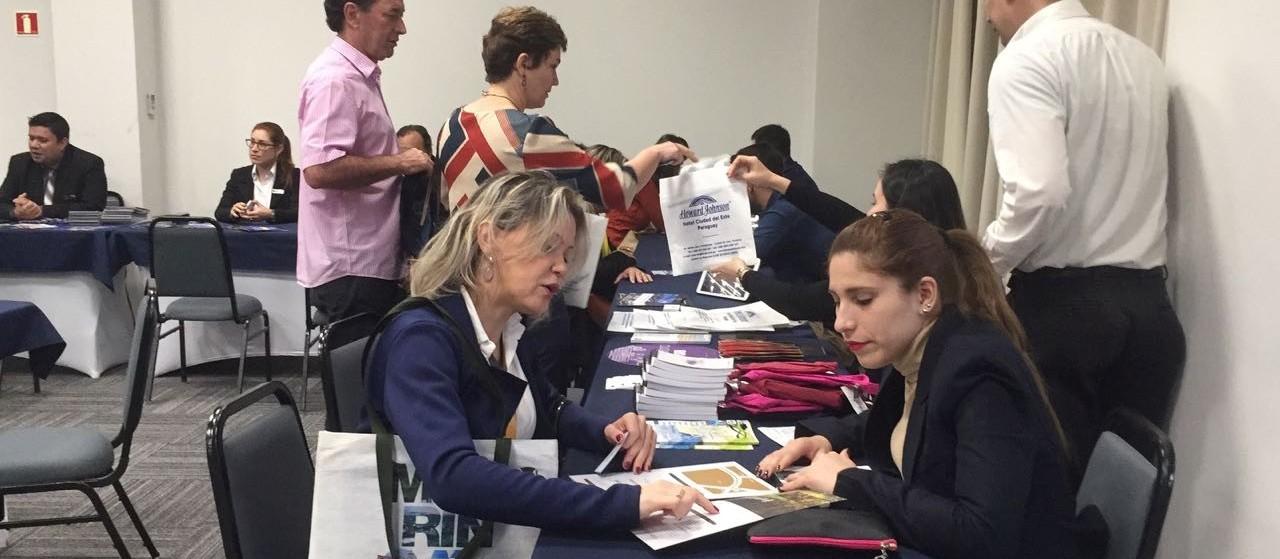 Convention de Ciudad Del Este apresenta rede hoteleira e serviços