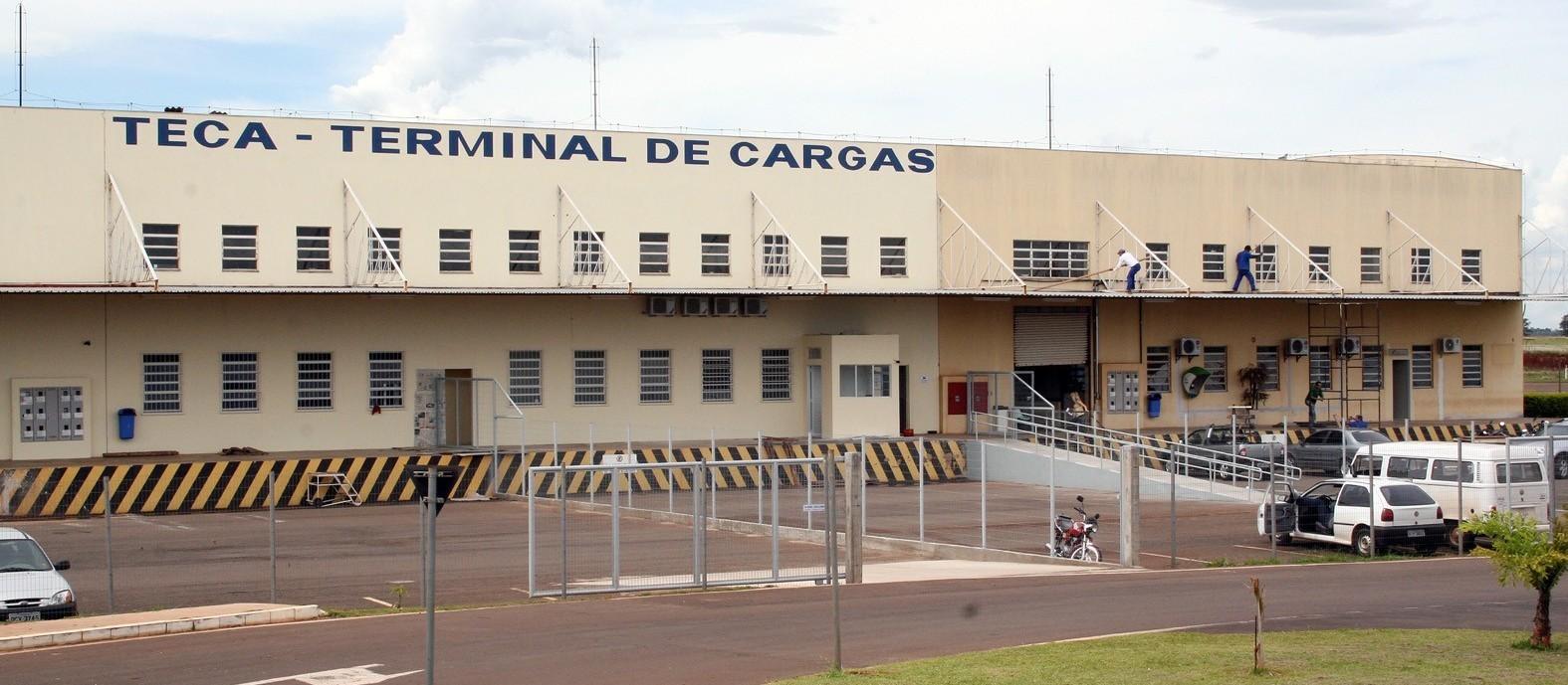 Maringá pode perder porto aduaneiro