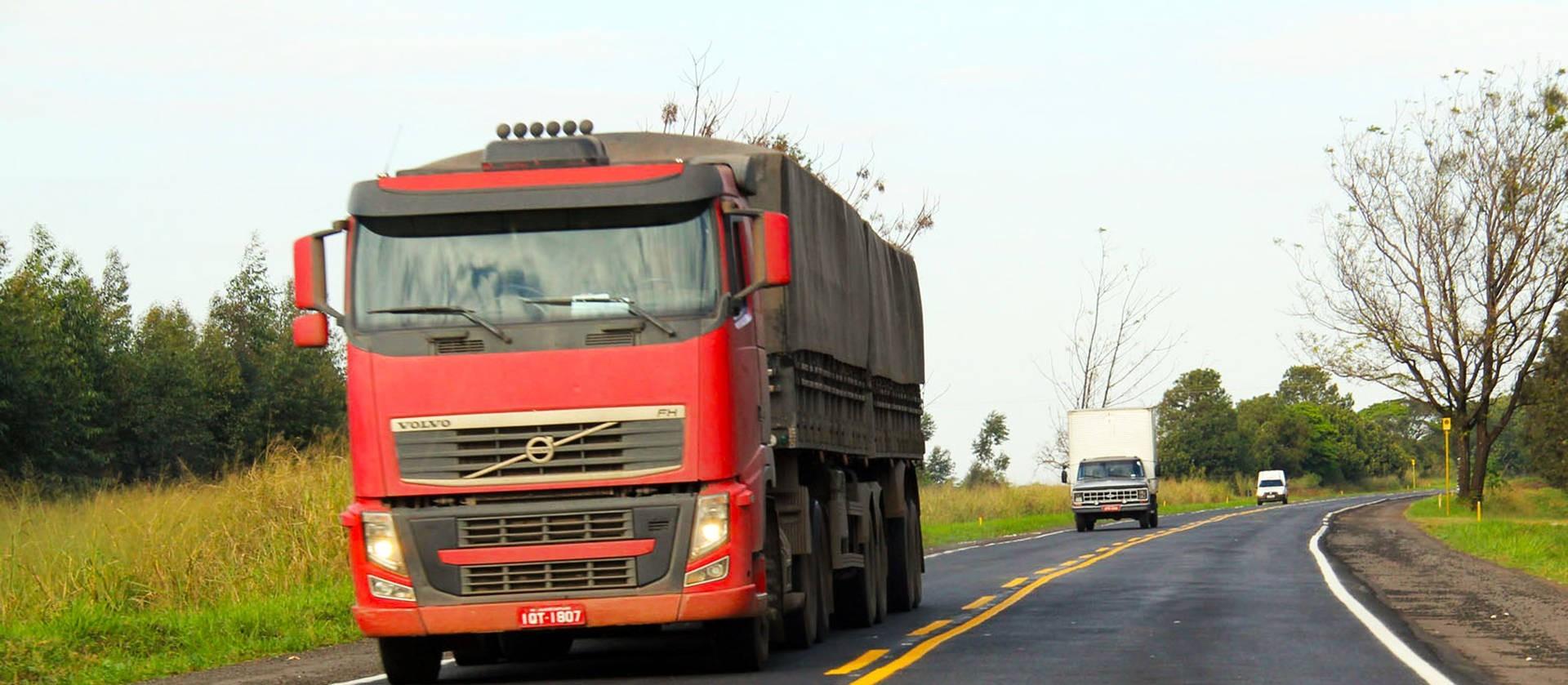 Setor de transporte está por causa da safra