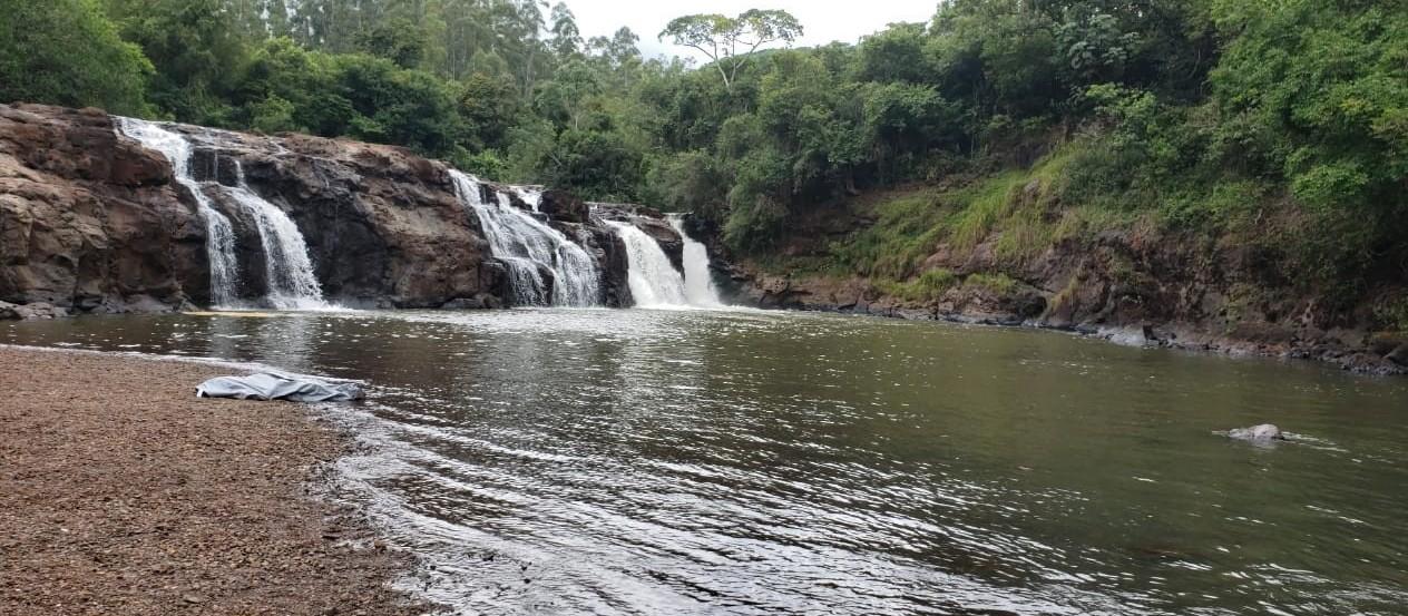 Homem morre afogado em cachoeira de Campo Mourão