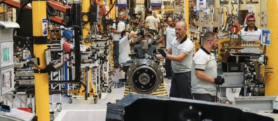 Produção industrial tem o melhor resultado desde 2011