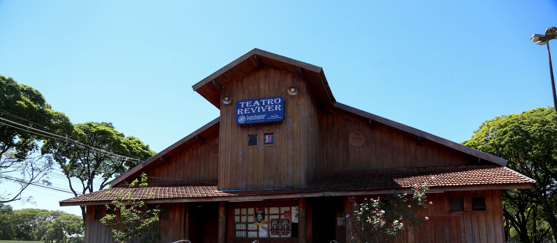 Cultura disponibiliza teatros e salas para ensaios em Maringá