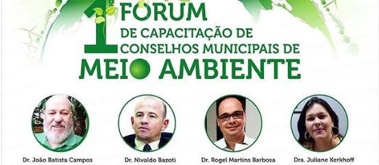 Sem conselho municipal não é possível assumir licenciamento ambiental