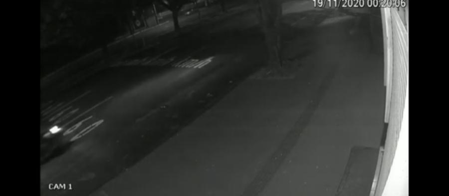 Identificado motorista suspeito de envolvimento em acidente que matou motociclista na Av. Colombo