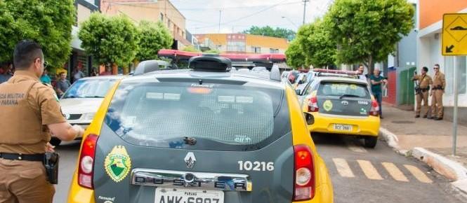 Homem é preso após sequestrar uma família em Cambira
