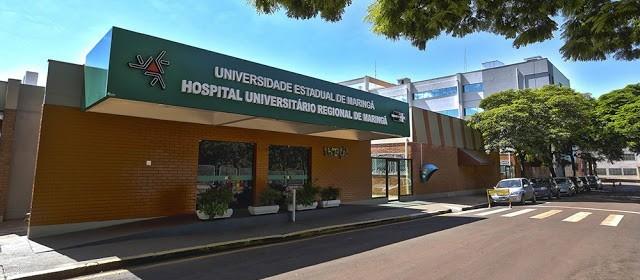 Coronavírus: Áudio sobre lotação de hospitais de Maringá é falso, alerta HU