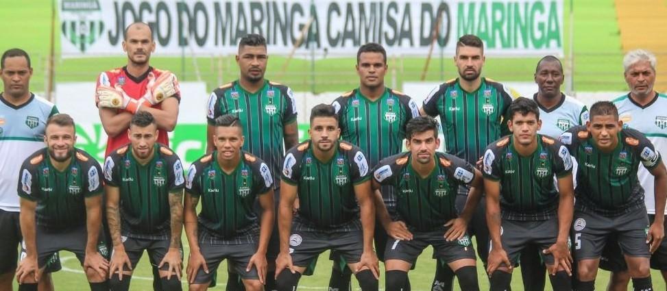 Maringá FC cria sociedade anônima
