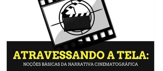"""Entrevista com Alyson Santos sobre o curso de cinema """"Atravessando a Tela"""""""