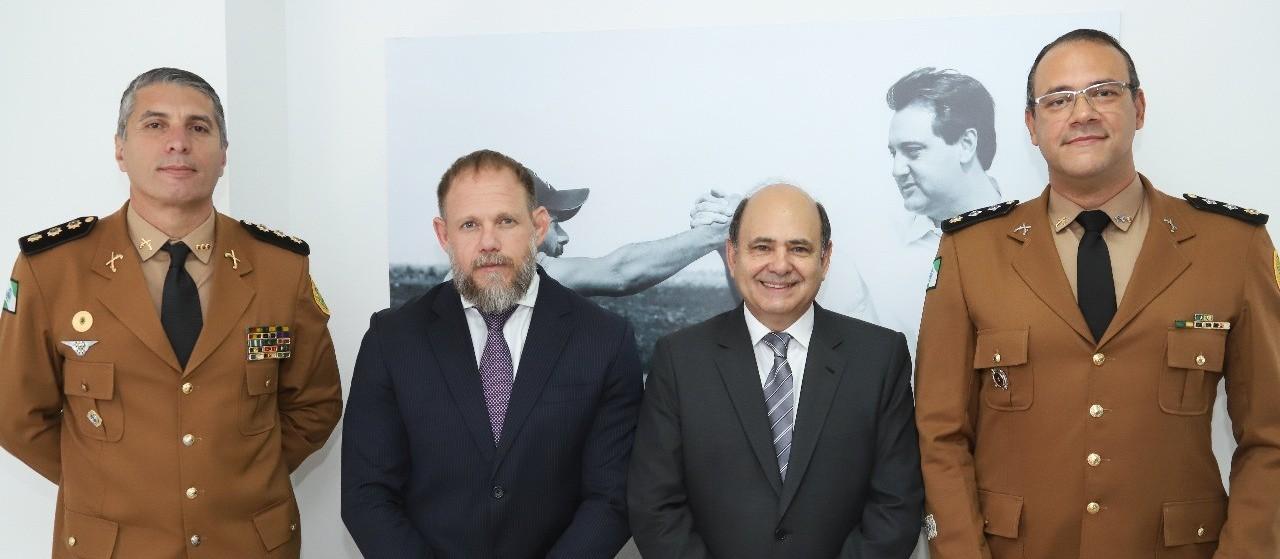 Anunciados futuros delegado-geral da PC e comandante-geral da PM