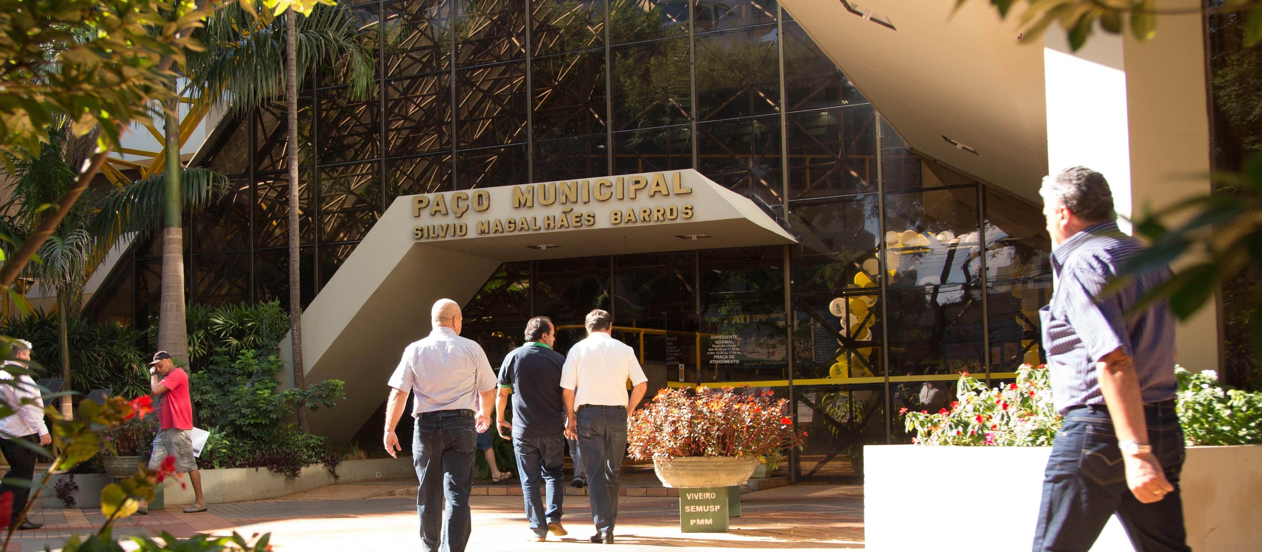 Prefeitura reduz horário de expediente nesta quarta-feira (30)