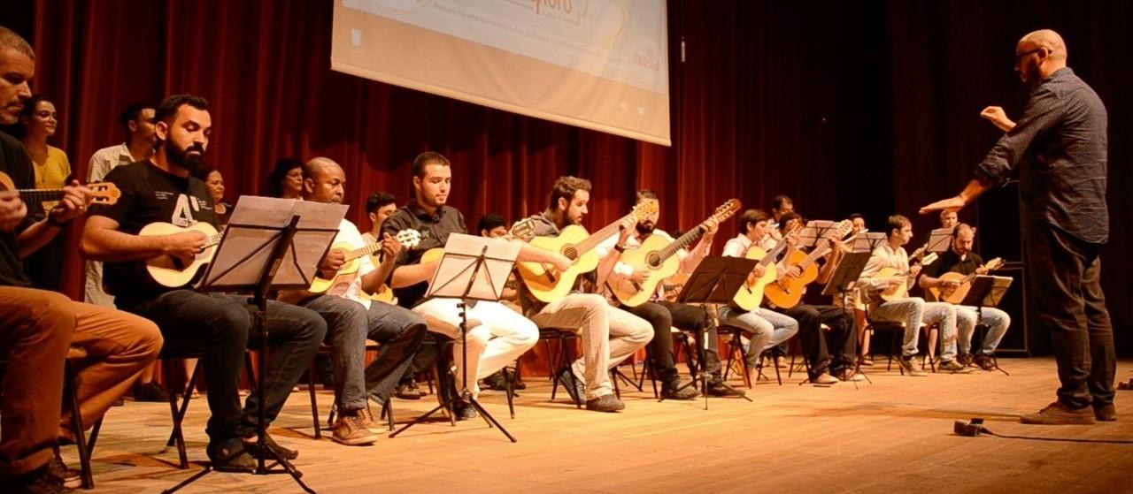 Turma de 50 alunos fará apresentação de 'Choro' no Parque Alfredo Nyffeler