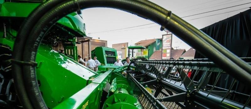 Indústria é setor de peso na economia local