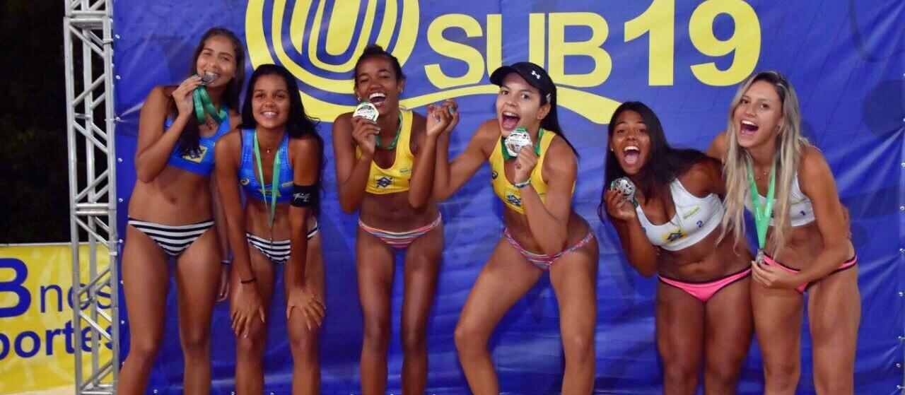 Final do paranaense de vôlei de praia será em Maringá