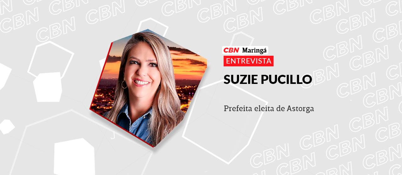 Suzie Pucillo (PP), prefeita eleita de Astorga, quer agilizar as cirurgias eletivas
